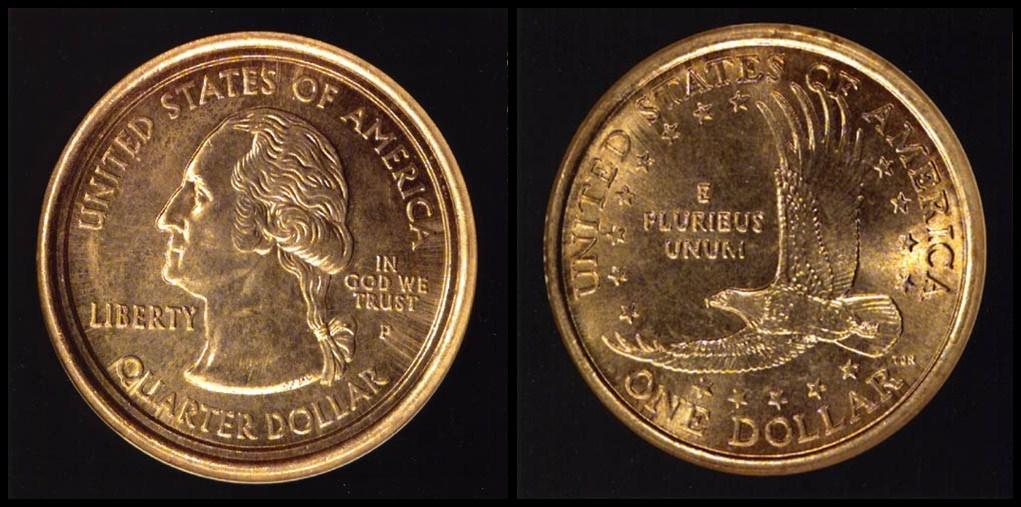11th Quarter Dollar Dollar Mule Reported Coneca